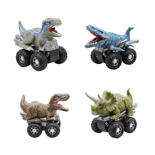 Jurassic World Zoom Rides Single Pack