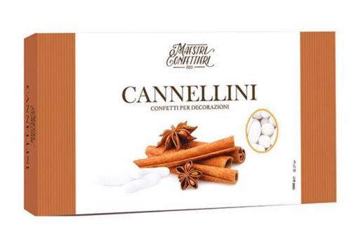Confetti Maxtris Cannellini Bianchi 1 kg