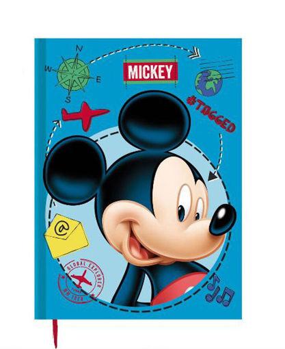 Diario Mickey Mouse