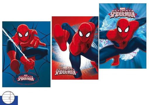 Maxi Quaderno Spiderman rigo C