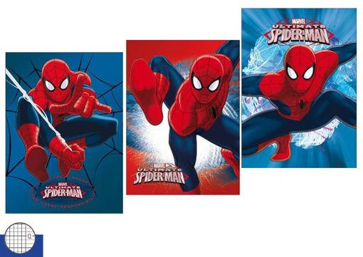 Maxi Quaderno Spiderman rigo Q