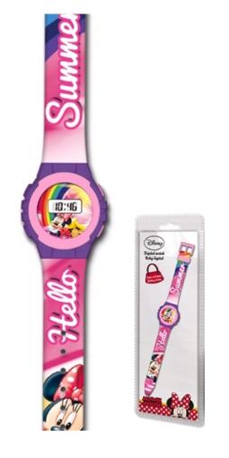 Orologio digitale Minnie