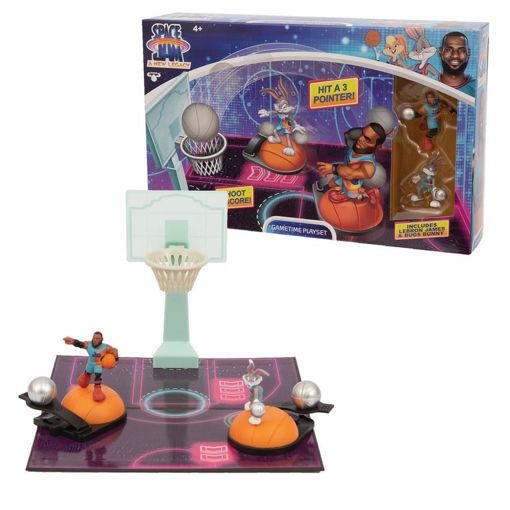 Space Jam playet con 2 mini personaggi