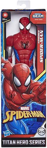 Personaggio Spiderman 30 cm Titan Hero
