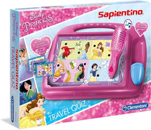 Sapientino Travel Quiz Principesse Disney