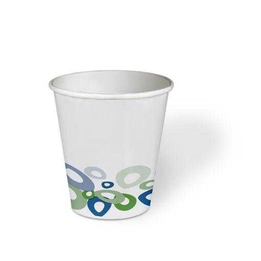 Bicchieri in carta Bianco 6 oz 178 cc 50 pezzi