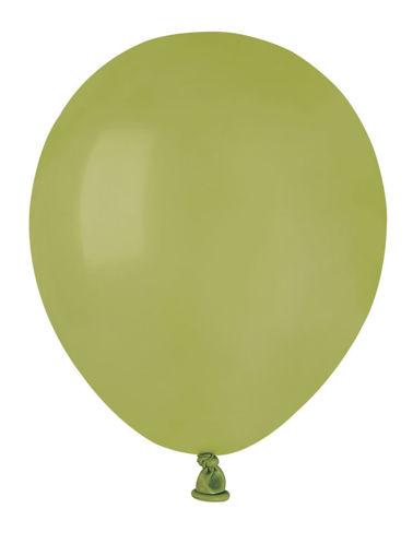 Palloncini in Lattice 5'' Verde Oliva 100 pezzi