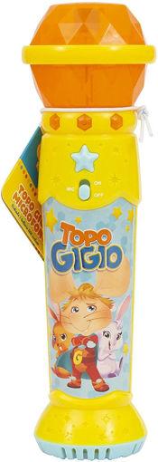 Topo Gigio Microfono