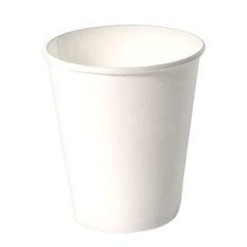Bicchieri in carta Bianco 4 oz 118 cc 50 pezzi