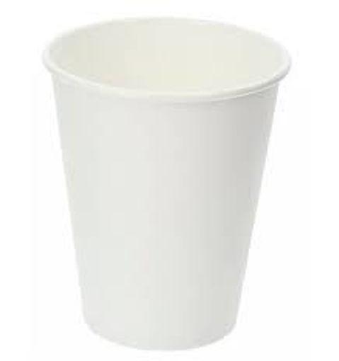 Bicchieri in carta Bianco 88 cc 50 pezzi