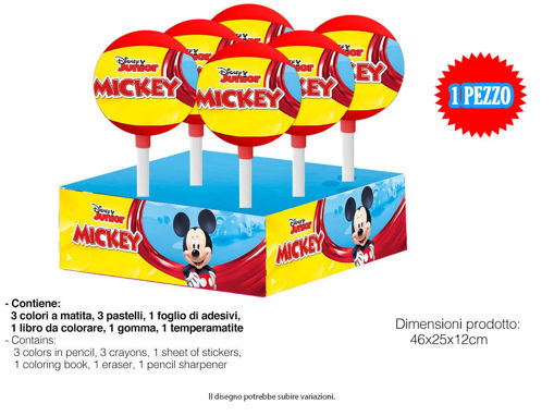 Lollipop Cancelleria Mickey Mouse