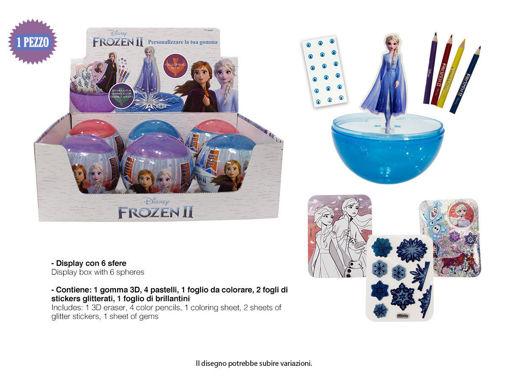 Frozen palla con accesori