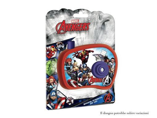 Macchina Fotografica scatta e proietta Avengers