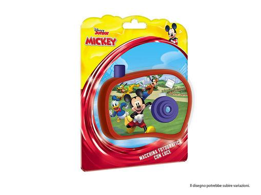 Macchina Fotografica scatta e proietta Mickey Mouse