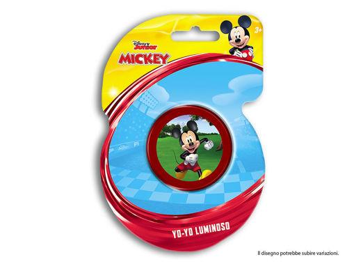Yo Yo Luminoso Mickey Mouse