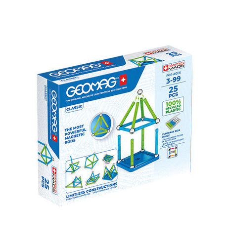 Geomag Classic 25 pezzi