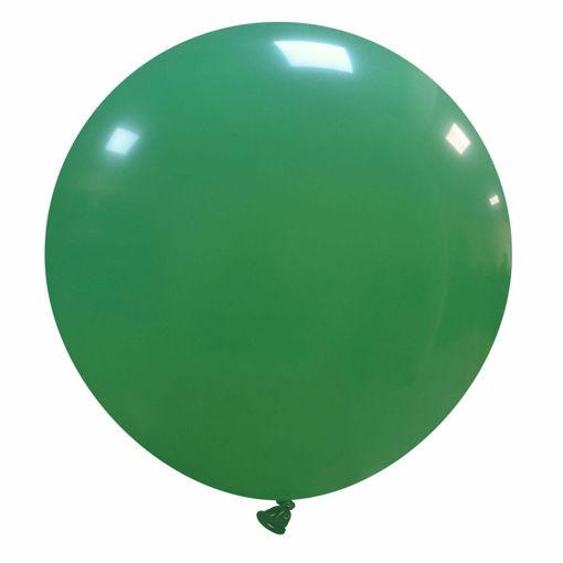 Palloncino in Lattice Verde Scuro per Mongolfiera 32'' 81 cm