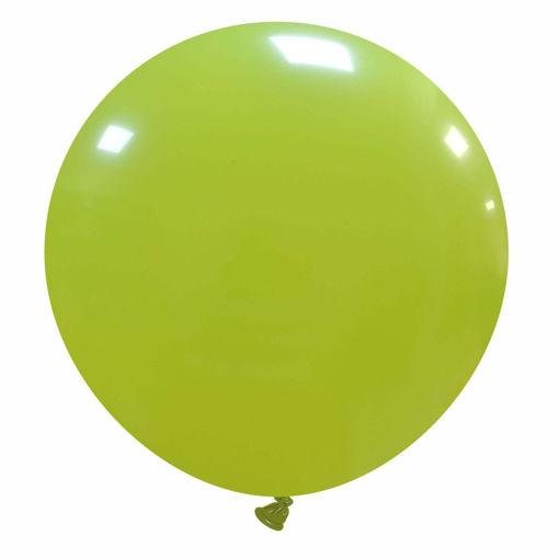 Palloncino in Lattice Verde Chiaro per Mongolfiera 32'' 81 cm