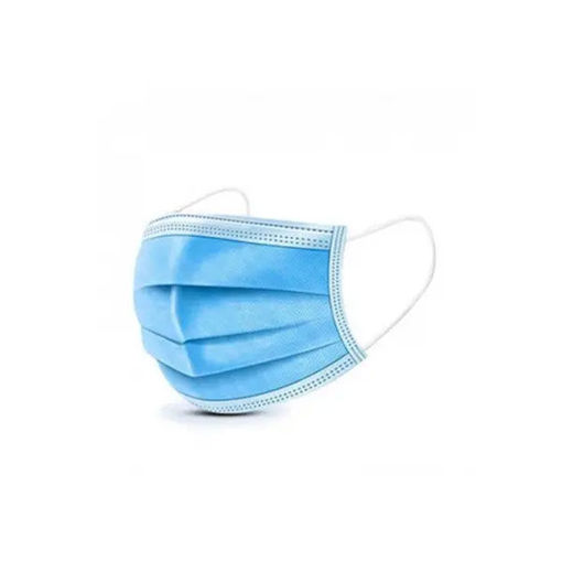 10 Mascherine Bimbo Azzurre