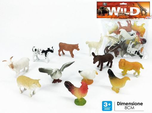 Il Mondo della fattoria 11 animali
